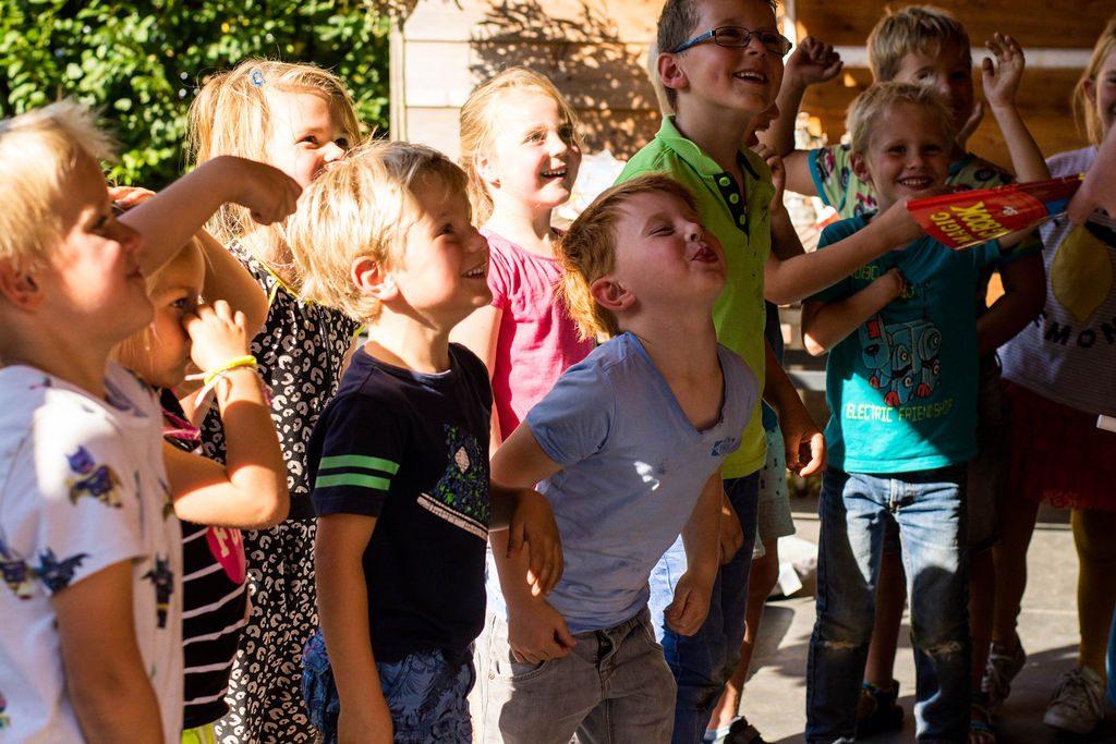 magie op kinderfeest