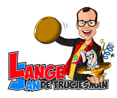 Lange Jan de Trucjes Man